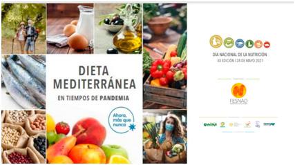 Dieta mediterránea FESNAD